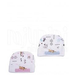 خريد اينترنتي سيسموني نوزاد کلاه زرافه لاکی بی بی Lucky baby نوزادی، نی نی لازم فروشگاه اینترنتی سیسمونی