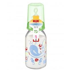 شیشه شیر پیرکس کوچک ناک NUK