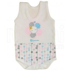 خريد اينترنتي سيسموني نوزاد به آوران مدل گل بادی رکابی دخترانه Behavaran نوزادی، نی نی لازم فروشگاه اینترنتی سیسمونی