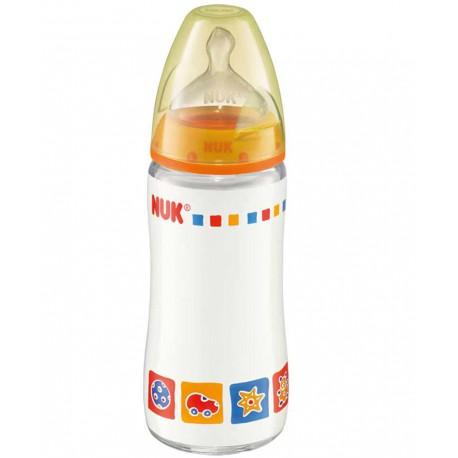 شیرخوری پیرکس بزرگ First Choice ناک Nuk
