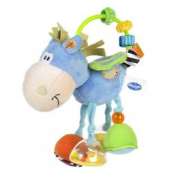 خريد اينترنتي سيسموني نوزاد پلی گرو - عروسک اسبی حلقه و مهره Playgro نوزادی، نی نی لازم فروشگاه اینترنتی سیسمونی