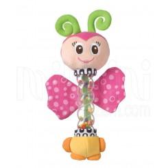 خريد اينترنتي سيسموني نوزاد پلی گرو - پروانه جغجغه ای با توپ رنگی Playgro نوزادی، نی نی لازم فروشگاه اینترنتی سیسمونی