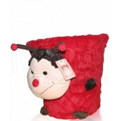 خرید سطل پولیشی کفشدوزک اتاق نوزاد نوزادی، نی نی لازم فروشگاه اینترنتی سیسمونی