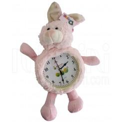 خريد اينترنتي سيسموني نوزاد ساعت پولیشی خرگوش اتاق کودک نوزادی، نی نی لازم فروشگاه اینترنتی سیسمونی