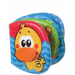 خريد اينترنتي سيسموني نوزاد پلی گرو - کتابچه اردک Playgro نوزادی، نی نی لازم فروشگاه اینترنتی سیسمونی