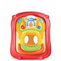 خرید روروک راننده هوشمند موزیکال قرمز ویینا Weina نوزادی، نی نی لازم فروشگاه اینترنتی سیسمونی