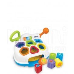 خريد اينترنتي سيسموني نوزاد بازی فکری مرتب کردن بر اساس شکل و رنگ ویینا Weina نوزادی، نی نی لازم فروشگاه اینترنتی سیسمونی