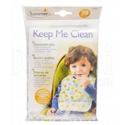 خريد اينترنتي سيسموني نوزاد پیشبند یکبار مصرف کودک سامر Summer نوزادی، نی نی لازم فروشگاه اینترنتی سیسمونی