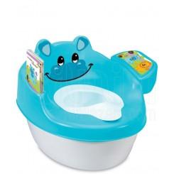 خرید لگن موزیکال آبی کودک طرح خرس سامر Summer نوزادی، نی نی لازم فروشگاه اینترنتی سیسمونی