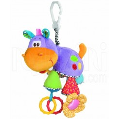 پلی گرو - عروسک گیره دار اسب آبی Playgro