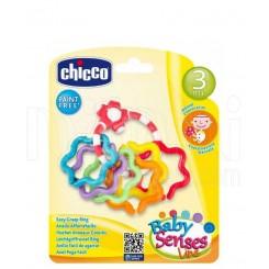 دندانگیر حلقه ای نوزاد چیکو Chicco
