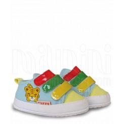 خريد اينترنتي سيسموني نوزاد کفش اسپرت 3 چسب 3 رنگ بت Baat نوزادی، نی نی لازم فروشگاه اینترنتی سیسمونی