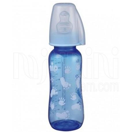 خرید  شیشه شیر پروپیلن 250میل trendy پسرانه نیپ Nip نوزادی، نی نی لازم فروشگاه اینترنتی سیسمونی