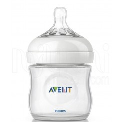 شیشه شیر طلقی نچرال 125 میل فیلیپس اونت Philips Avent