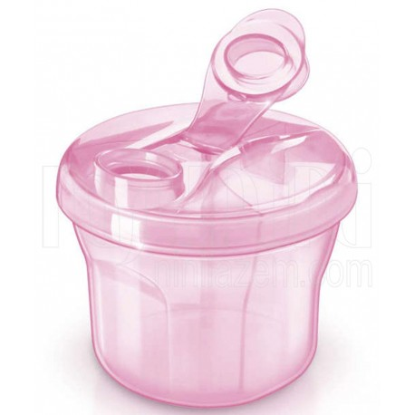 خرید پیمانه حمل شیرخشک صورتی فیلیپس اونت Philips Avent نوزادی، نی نی لازم فروشگاه اینترنتی سیسمونی