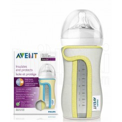 کاور حرارتی شیشه شیر 240 میل نچرال فیلیپس اونت Philips Avent
