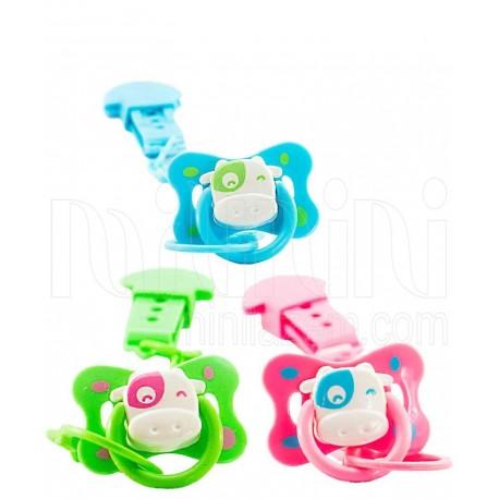 خرید کلیپس زنجیری باپستانک ارتودنسی محافظ دار اپل Apple baby نوزادی، نی نی لازم فروشگاه اینترنتی سیسمونی