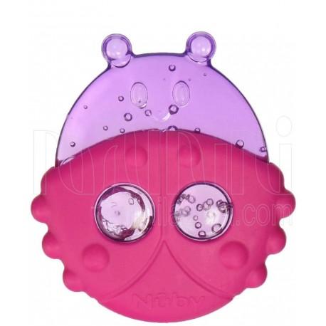 خرید دندانگیر ژله ای یخی طرح حیوانات نابی Nuby نوزادی، نی نی لازم فروشگاه اینترنتی سیسمونی