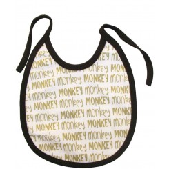خريد اينترنتي سيسموني نوزاد پیشبند پسرانه طرح میمون تاپ لاین Topline نوزادی، نی نی لازم فروشگاه اینترنتی سیسمونی