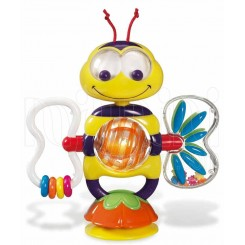 خرید زنبور همه کاره جغجغه ای مانچکین Munchkin نوزادی، نی نی لازم فروشگاه اینترنتی سیسمونی