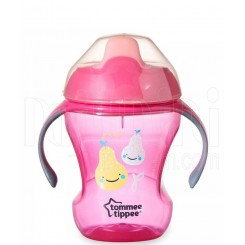 خريد اينترنتي سيسموني نوزاد لیوان آموزشی دسته دار 230 میل تامی تیپی Tommee Tippee نوزادی، نی نی لازم فروشگاه اینترنتی سیسمونی