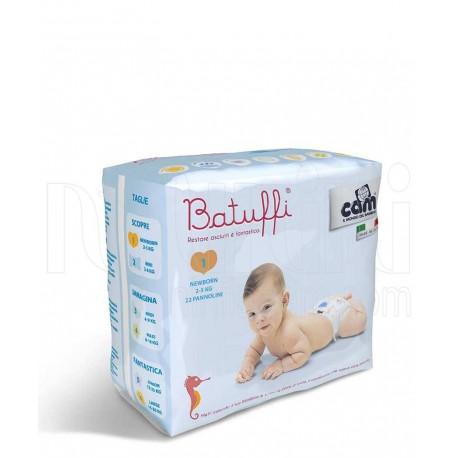 خرید پوشک بچه کم 2تا5 کیلو گرم (سایز1) Cam نوزادی، نی نی لازم فروشگاه اینترنتی سیسمونی