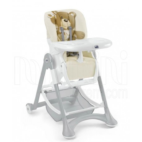 صندلی غذای کودک قابل تنظیم طرح خرس برند کمCam