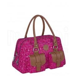 خريد اينترنتي سيسموني نوزاد کیف حمل لوازم مادر و نوزاد مدل Vintage Paisley pinkبرند لیسیگ LAESSIG نوزادی، نی نی لازم فروشگاه اینترنتی سیسمونی