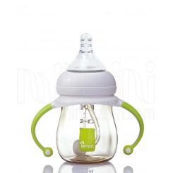 خرید شیشه شیر طلقی ضد نفخ 160 میل یومه Umee نوزادی، نی نی لازم فروشگاه اینترنتی سیسمونی