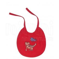 خريد اينترنتي سيسموني نوزاد پیشبند نوزادی مداد رنگی قرمز لیدولند نوزادی، نی نی لازم فروشگاه اینترنتی سیسمونی