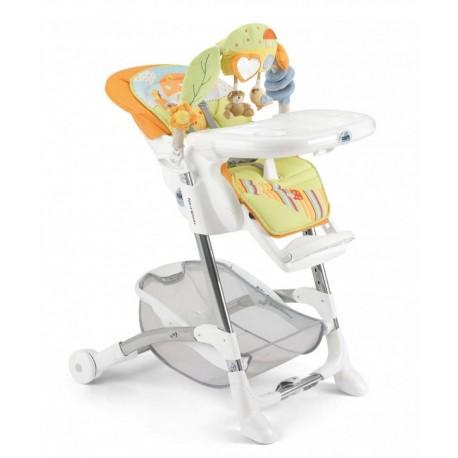 صندلی غذاخوری کودک آویز دار طرح قارچ کم CAM