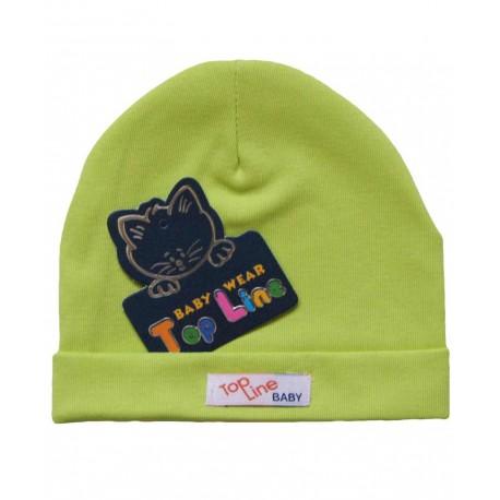 کلاه استرچ (سبز) تاپ لاین Top Line