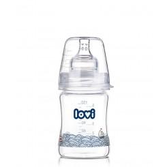 خريد اينترنتي سيسموني نوزاد شیشه شیر لاوی پیرکس مارین 150 میلLovi نوزادی، نی نی لازم فروشگاه اینترنتی سیسمونی
