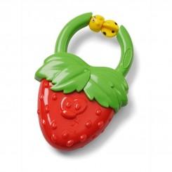 خريد اينترنتي سيسموني نوزاد دندانگیر ویبره دار میوه ای اینفنتینو Infantino نوزادی، نی نی لازم فروشگاه اینترنتی سیسمونی