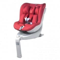 صندلی ماشین کودک طرح I-size رنگ قرمز بی کول Be Cool