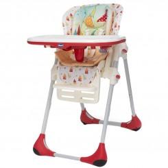 صندلی غذای کودک چیکو مدل Chicco timelees