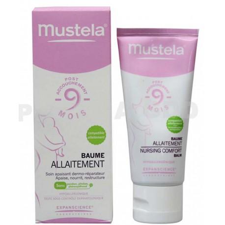 بالم شیردهی موستلا Mustela