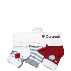 جوراب نوزادی کارامل Caramell