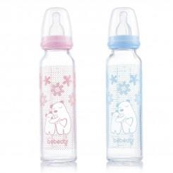 خريد اينترنتي سيسموني نوزاد شیشه شیر پیرکس ب ب دور 250 میل Bebedor نوزادی، نی نی لازم فروشگاه اینترنتی سیسمونی