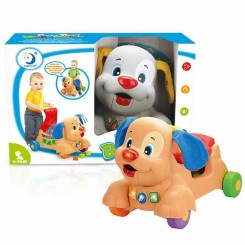 خريد اينترنتي سيسموني نوزاد واکر کودک چرخ دار سگ پاپی  Baby walker نوزادی، نی نی لازم فروشگاه اینترنتی سیسمونی