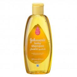 خريد اينترنتي سيسموني نوزاد شامپو بچه طلائی 200 میل جانسون  Johnsons نوزادی، نی نی لازم فروشگاه اینترنتی سیسمونی
